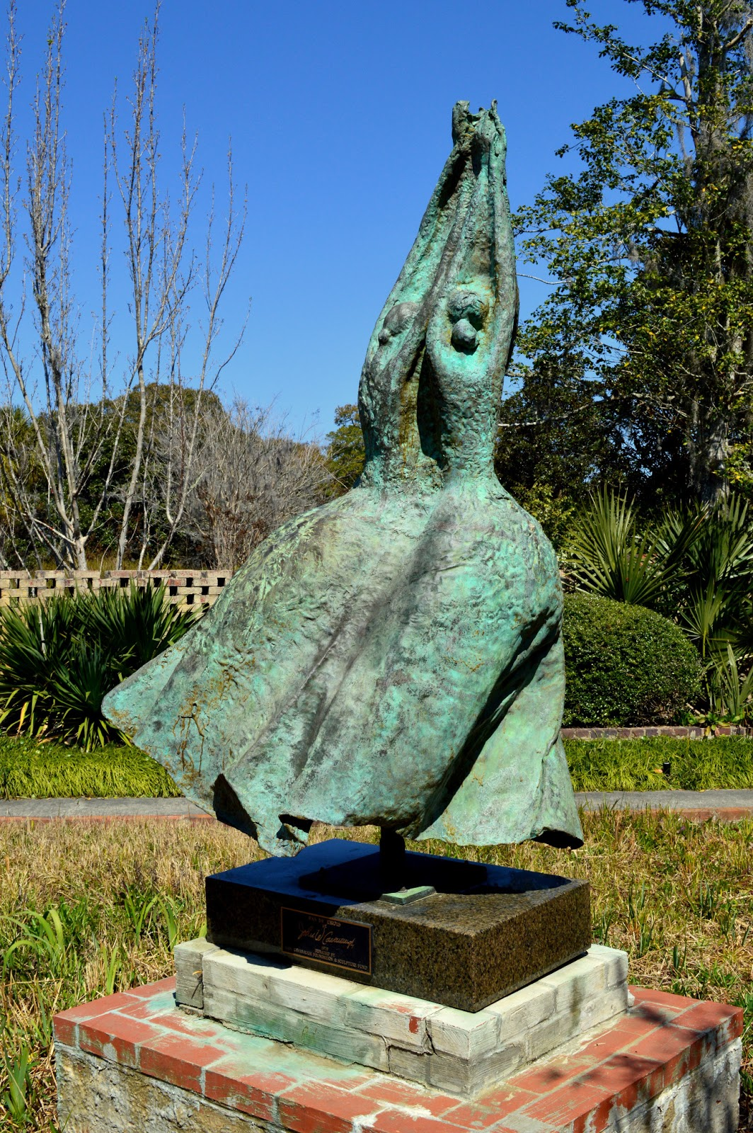Mothering with Mindfulness : Brookgreen Gardens