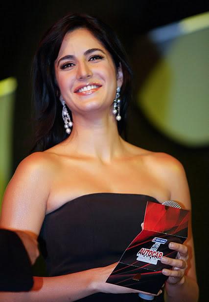 Katrina Kaif At Auto Car India Awards Function