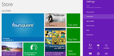 Cara Mencari Aplikasi dari Windows Store di Windows 8