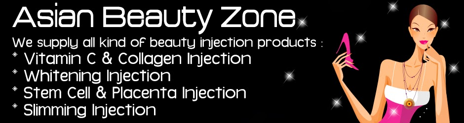 Asian Beauty Zone - Beauty Injection ~ Vitamin C Collagen, Whitening, Placenta, Stem Cell, Slimming
