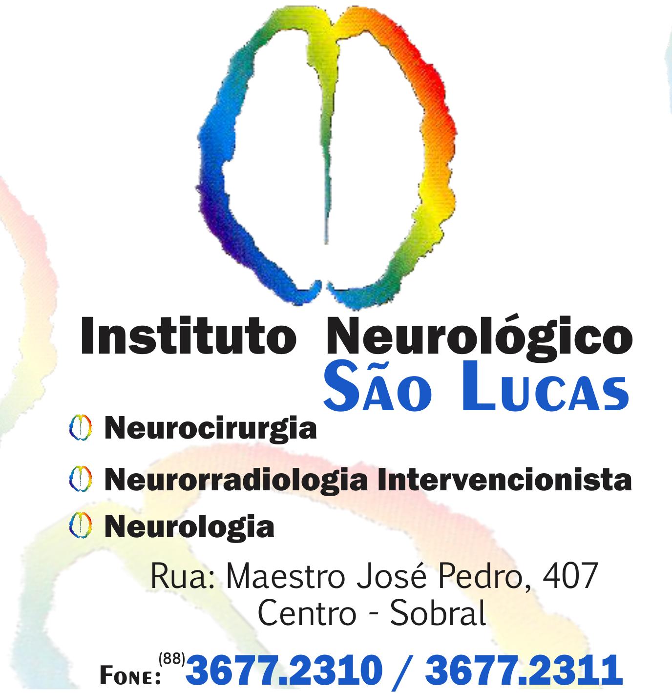 INSTITUTO NEUROLÓGICO SÃO LUCAS