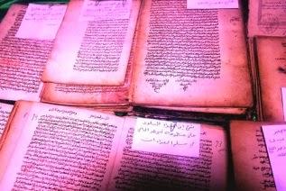 مخطوطات خزانة الشيخ سليمان بن علي النادرة بأدرار