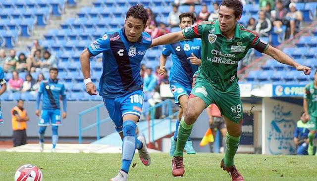 Ver partido Jaguares Chiapas vs Puebla en vivo