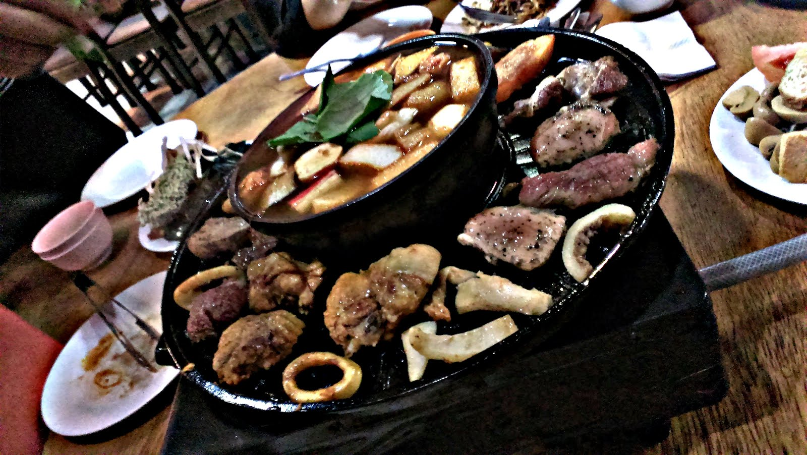 Steamboat BBQ Buffet D'Kayangan - Seksyen 13, Shah Alam, Selangor
