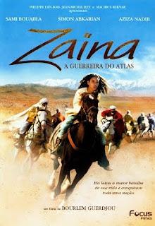 Filme Poster Zaina - A Guerreira do Atlas DVDRip XviD & RMVB Dublado
