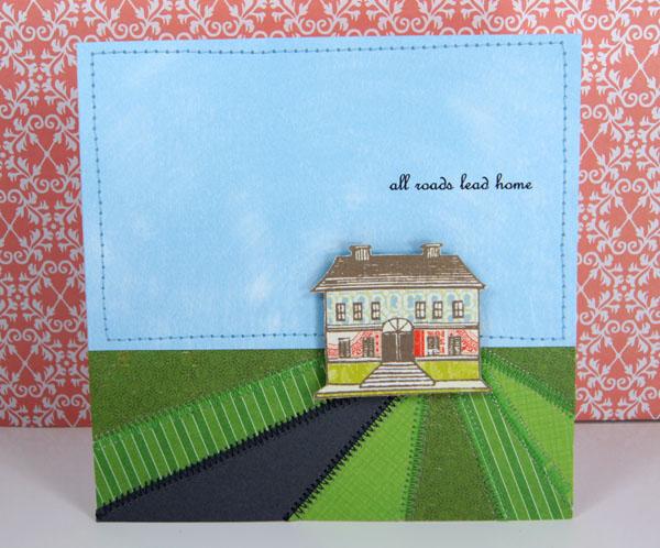 All Roads Lead Home Card