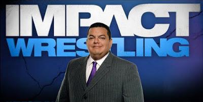 imagen de hugo ex comentarista de la WWE ahora en TNA wrestling