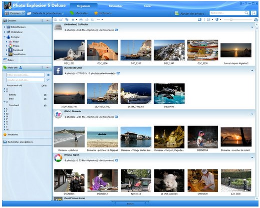 Avanquest Photo Explosion Deluxe v5.08.26070