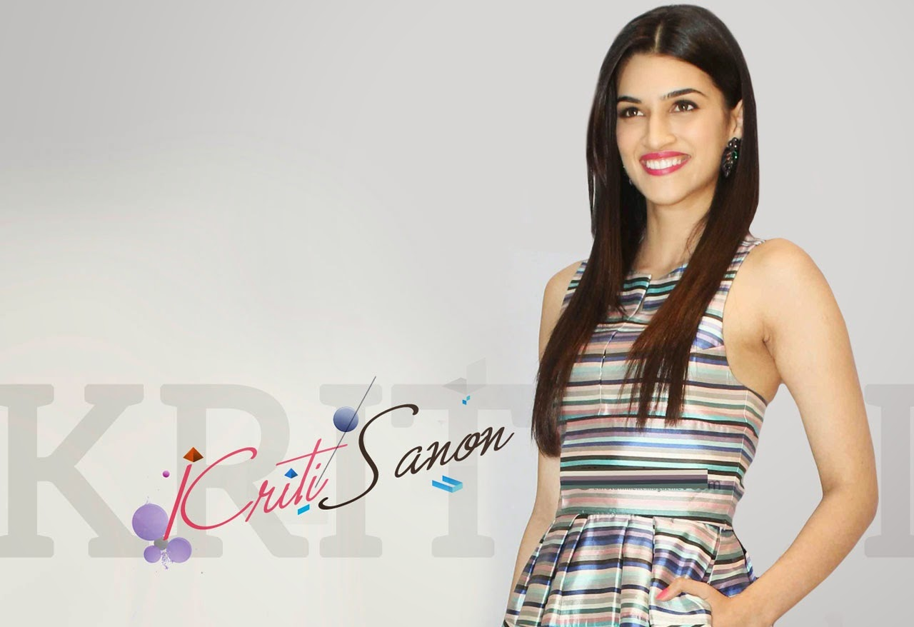 Kriti Sanon HD Wallpaper