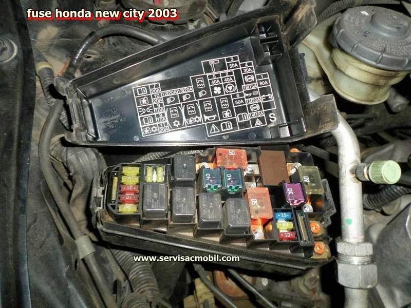 replacement compressor honda new city 2007 spesialis ac