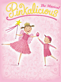 GIVEAWAY: WIN a Family 4 Pack of Tickets ($75 Value) To Pinkalicious at Marriott Theatre