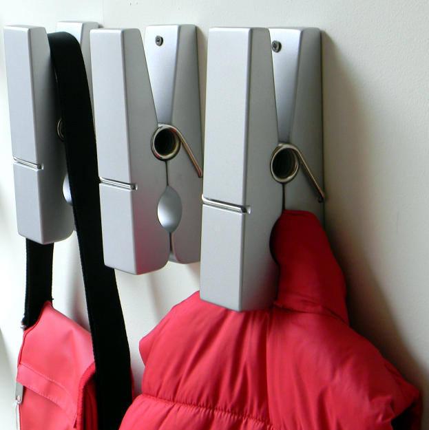 Il mondo dell 39 interior design iniziamo con le stanze l for Appendiabiti originali