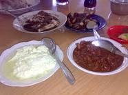 Makan Ala Khas Batak