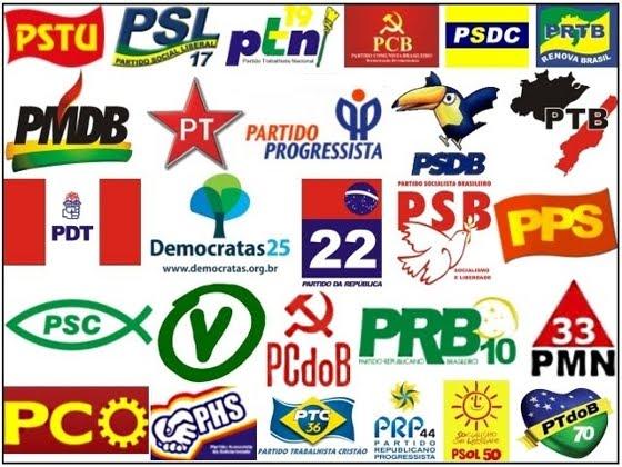FORA PARTIDOS POLÍTICOS!