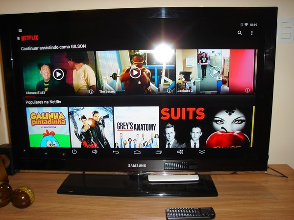 Review: Box TV Android comprado no Aliexpress