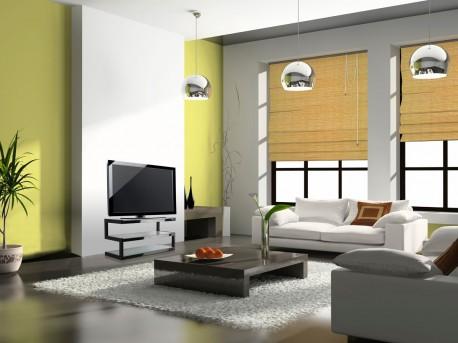 Modern minimalist living room interior design | Minimalist-id.com