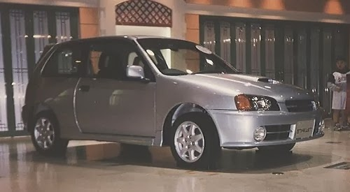 STARLET GLANZA EP91 V TURBO - 1996