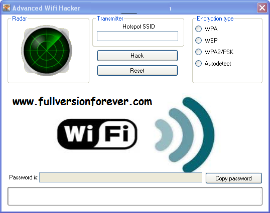 Программа wifi cracker скачать