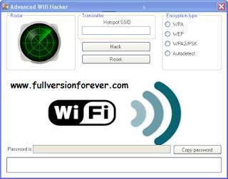 Advanced WiFi Hack 2015 Advanced WiFi Password Hacker Latest Full Version For PC