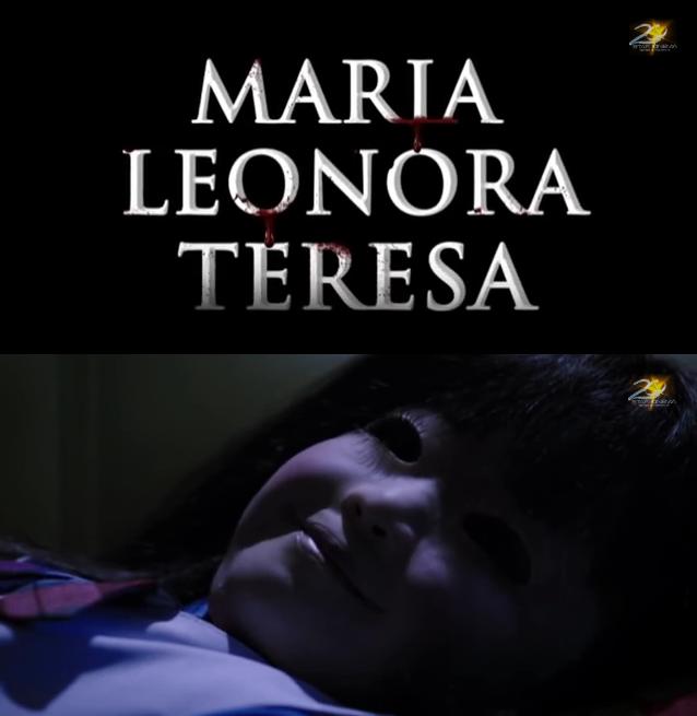 Maria Leonora Teresa 2014 Filipino Horror Film