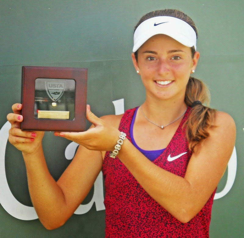 Rankings mover of the week: CiCi Bellis (way up)