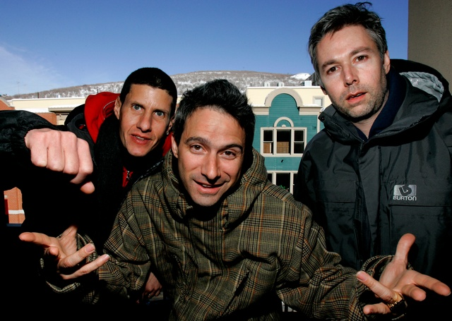 beastie boys adam yauch and mike d keeping busy with side. Black Bedroom Furniture Sets. Home Design Ideas