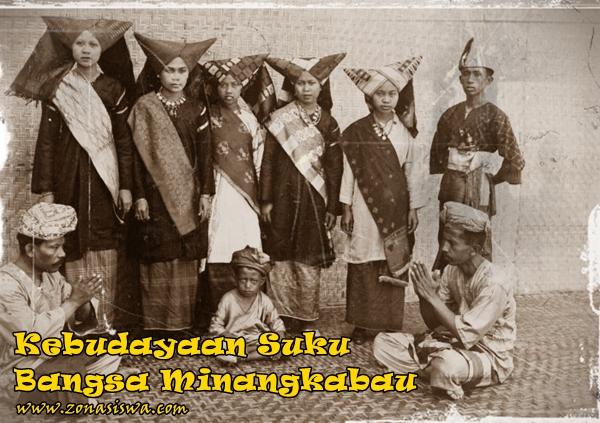Kebudayaan Suku Bangsa Minangkabau | www.zonasiswa.com