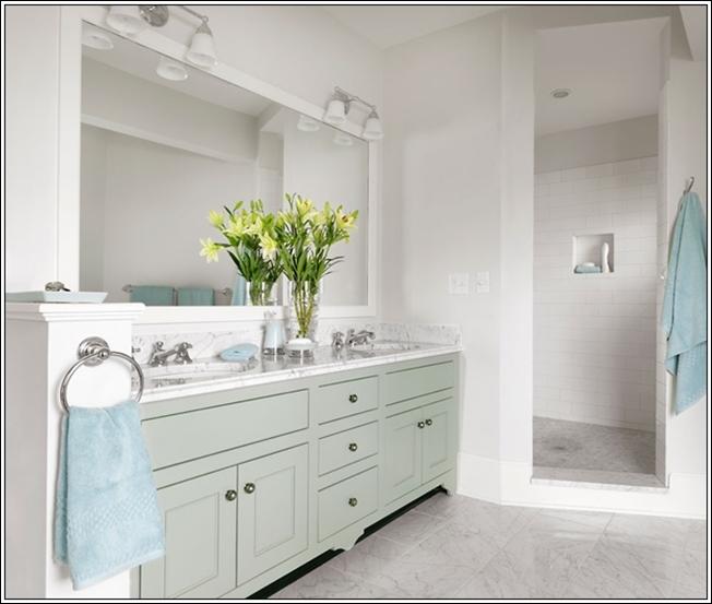 Concevoir votre salle de bains en marbre d cor de maison - Concevoir sa salle de bain ...