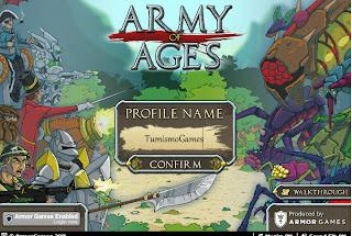 جيش من العصور، ألعاب الدرع، TumismoGames، ألعاب مجانية، العاب اون لاين، العاب اكشن، العاب المغامرة