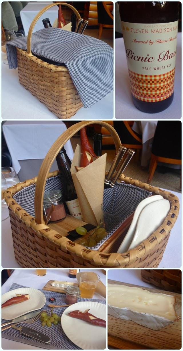Eleven Madison Park, New York - Picnic Basket
