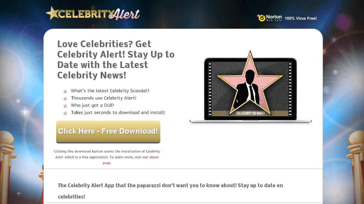 Celebrity Alert