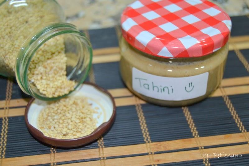 how to prepare tahini paste