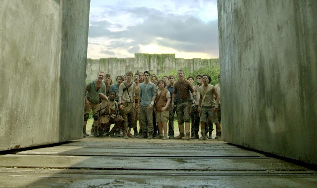 Maze Runner movie still