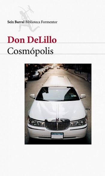 Cosmópolis Don DeLillo
