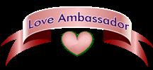 Love Ambassador - Patricia Araya
