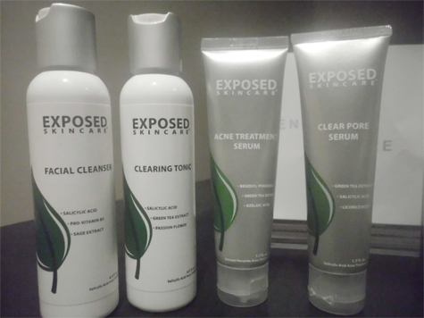 How Exposed Skin Products Can Cure Your Acne?