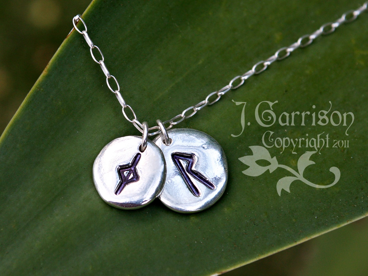 Handmade Jewelry By Jennifer Garrison Runes And Their Meanings