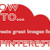 How To Create Great Images For Pinterest
