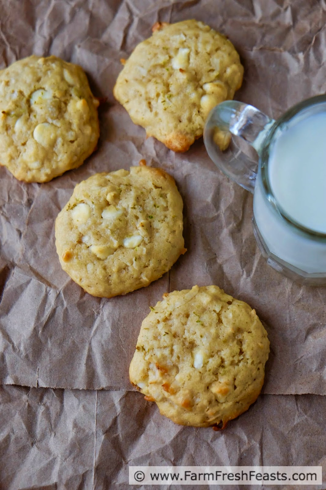 http://www.farmfreshfeasts.com/2015/04/coconut-lime-cookies.html