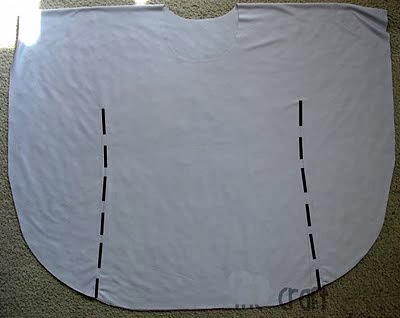Как сшить тунику за пару минут?  Sew tunic