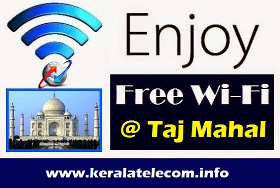 ravi-shankar-prasad-to-launch-bsnl-free-wifi-internet-at-taj-mahal-on-16-june-2015