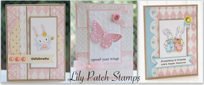 Lily Patch Stamps