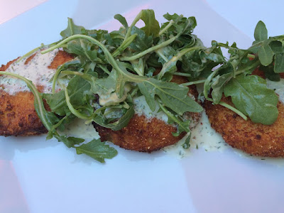 Kettle Creek Inn fried green tomatoes