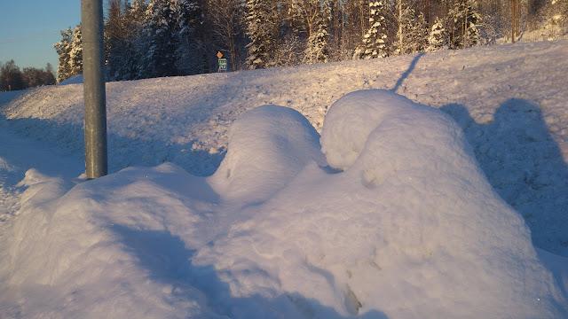 Snö Art