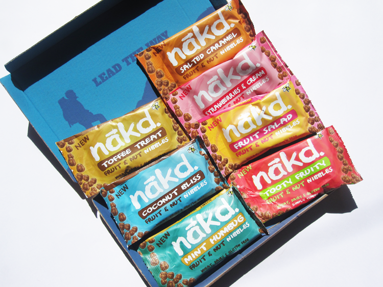 Nakd Fruit & Nut Nibbles review