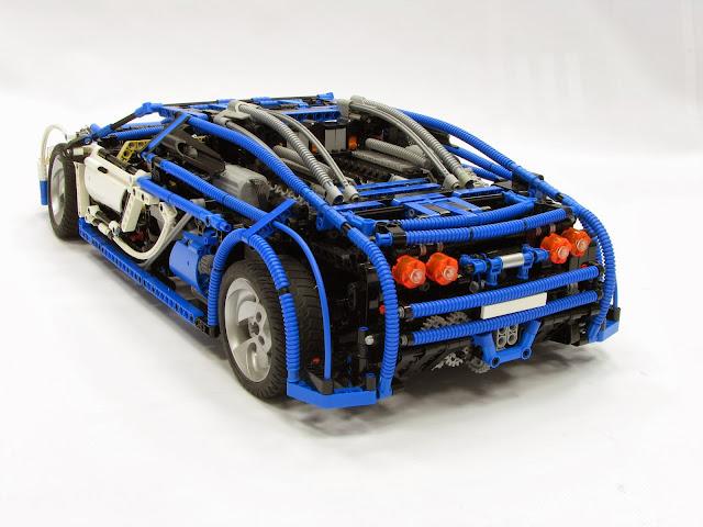 sheepo 39 s garage bugatti veyron 16 4 grandsport. Black Bedroom Furniture Sets. Home Design Ideas