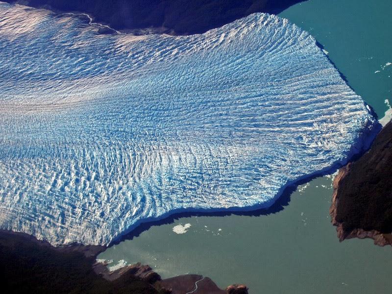 Perito Moreno Glacier from the top