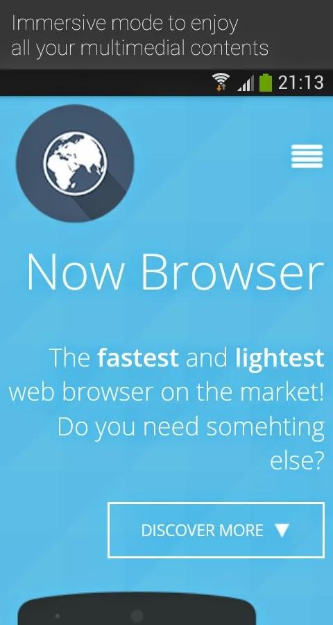 Now Browser Pro (Material) v2.8.1