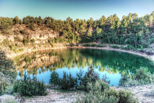 Lagunas-Cañada-del-Hoyo