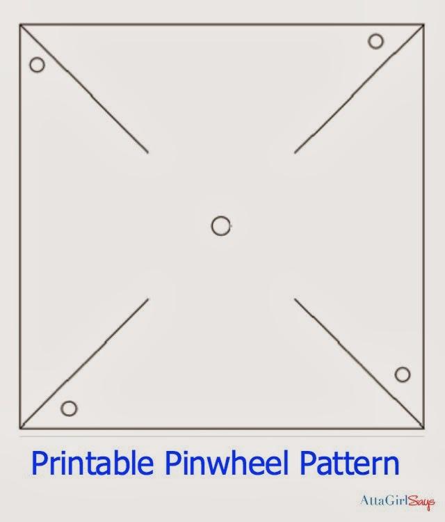 Free Printable Pinwheel Quilt Pattern : Printable Pinwheel Pattern myideasbedroom.com